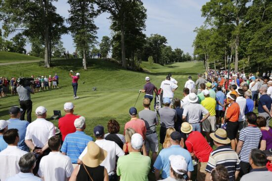 Attendance at the Memorial Tournament will be limited to between 50% and 100% of capacity, but potentially as many as 20,000 spectators a day could beat Muirfield Village Golf Club for the June 3-6 PGA Tour event in Dublin.Tlacphphqcbww5tfezwyn0zvz1 1