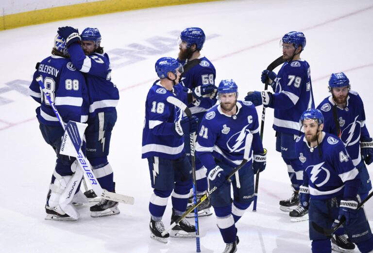 Lightning Extend Advantage In Stanley Cup Finals With Victory In Game Two