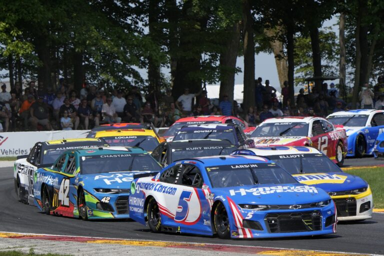 NASCAR: Quaker State 400 Preview, Odds & Picks (July 11)