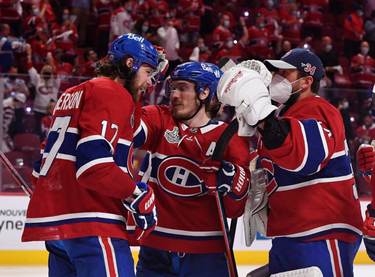 Montreal Canadiens Avoid Sweep To Keep Stanley Cup Hopes Alive