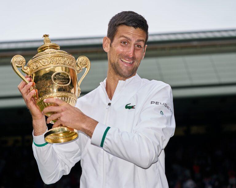 Novak Djokovic to Appear in 2020 Tokyo Olympics