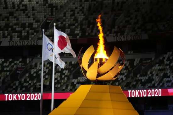 The 2020 Tokyo Olympics Officially Begin !!