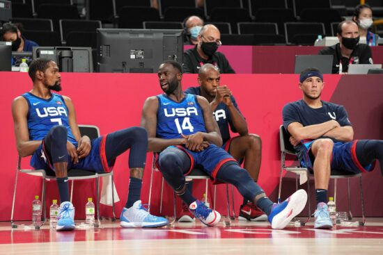 2020 Olympics: France Defeats Team USA in Tokyo Opener, 83-76