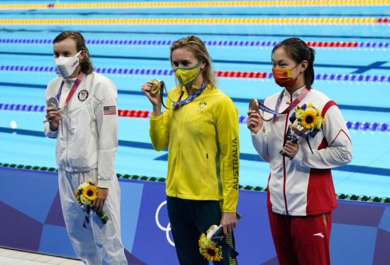 Olympic Games: Golden Morning For Team GB, Titmus Beats Ledecky In 400m Freestyle