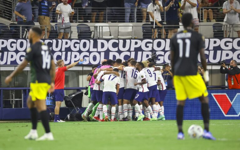 CONCACAF Gold Cup: USA and Canada in the Semifinals