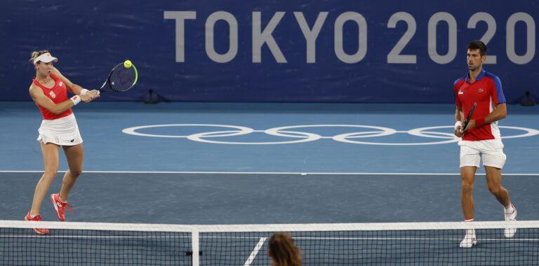 2020 Olympics: Djokovic and Nishikori Highlighting the Quarterfinals, Tsitsipas Eliminated
