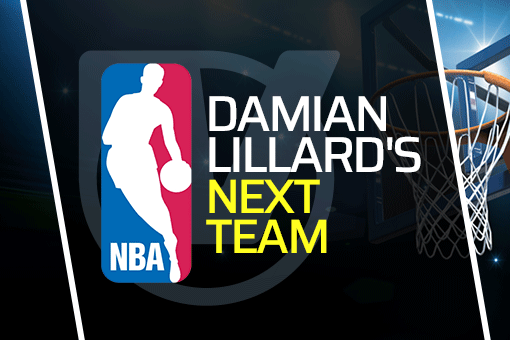 Betting Odds Posted on Damian Lillard's Next Team – New York Leads the Pack