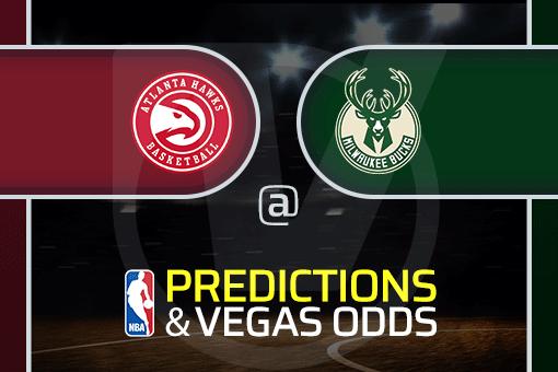 NBA Picks: Hawks vs. Bucks Prediction, Odds (July 1)