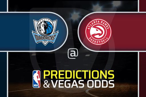 NBA Picks: Mavericks vs Hawks Vegas Odds, Predictions (October 21)
