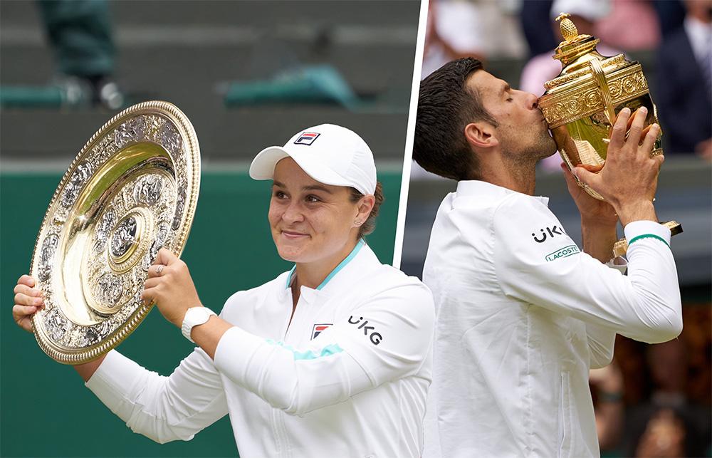 Tennis Us Open 2021 Schedule Odds Can Anyone Stop Wimbledon Winners Djokovic And Barty
