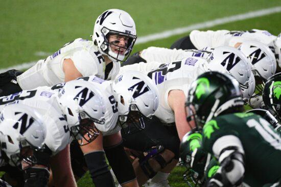 College Football: Michigan State vs Northwestern Odds, Picks (Sept 3)