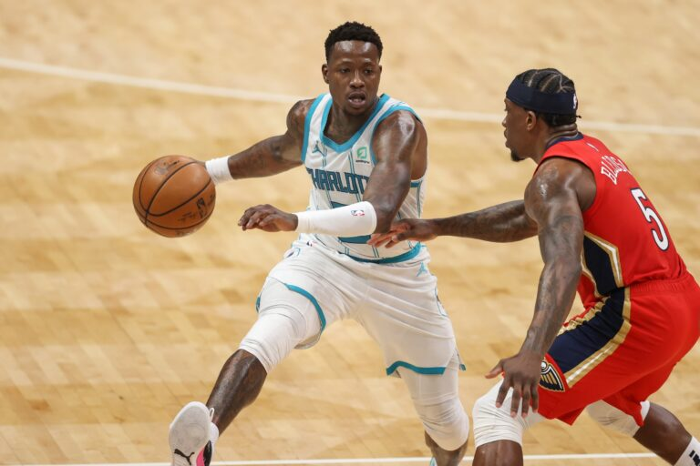 Terry Rozier Deal Makes Hornets a Serious Playoff Contender