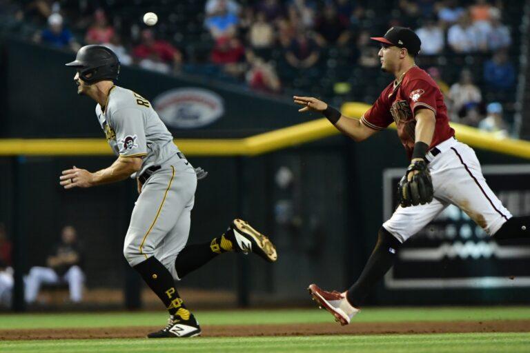 MLB Picks: Diamondbacks vs Pirates Predictions, Odds (August 23)