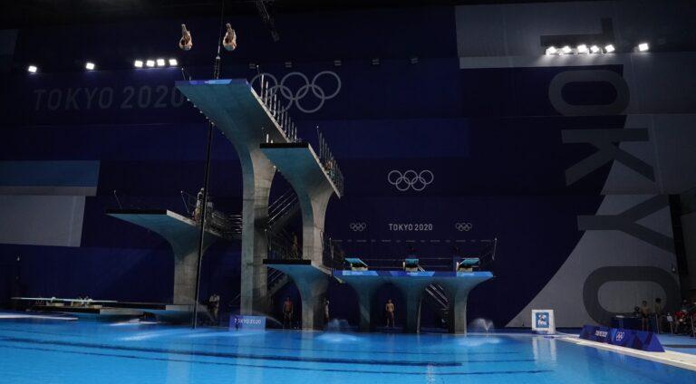 Olympic Games: Men's Individual 10m Diving Winner Odds & Picks