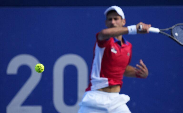 Novak Djokovic Won't Play in Cincinnati, Still No.1 Favorite for the US Open Title