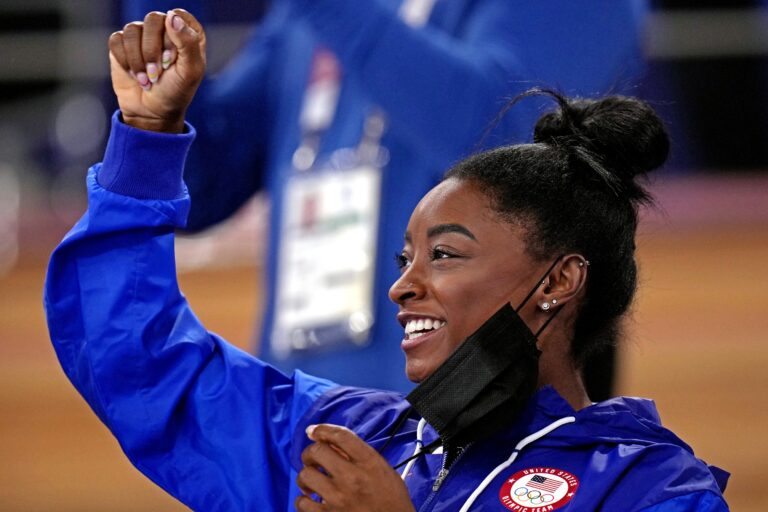 Olympic Games: Simone Biles to Compete In Beam Final, Asher-Smith Out Of 200m