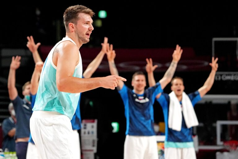 USA vs Australia in the Semis; Doncic, Slovenia Continue to Amaze