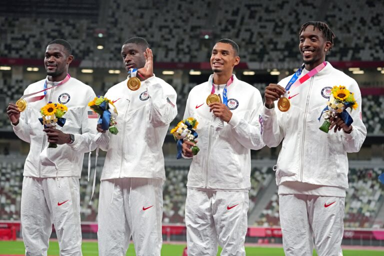 2020 Olympic Games End, Team USA Dominates