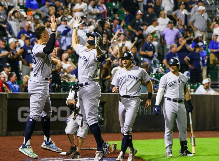 MLB Picks: Yankees vs White Sox Prediction, Odds (Aug 14)