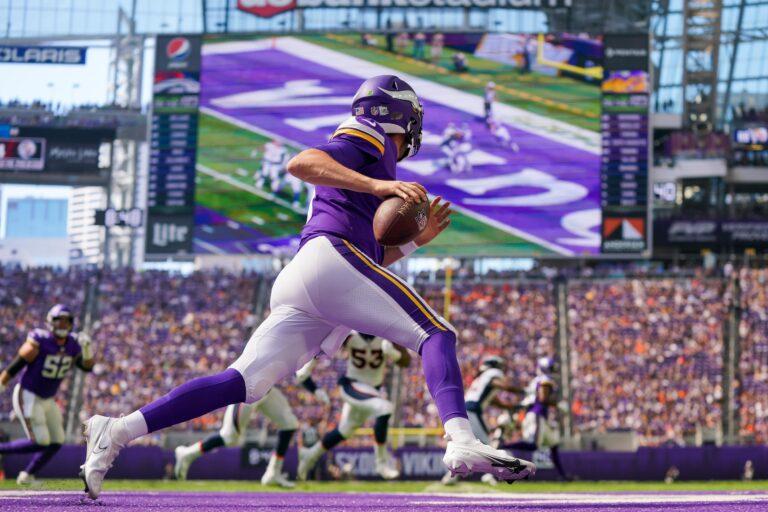NFL Season 2021 Preview: Minnesota Vikings Vegas Odds, Prediction