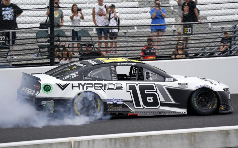 NASCAR: FireKeepers Casino 400 Preview, Odds, Pick (Aug 22)
