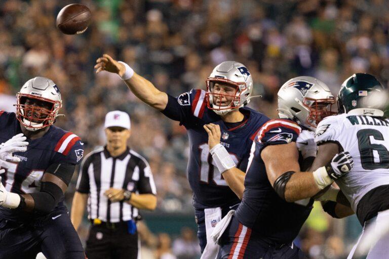 Free NFL Pick: New England Patriots vs New York Giants Prediction & Vegas Odds (Aug 29)