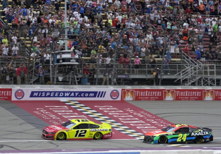 NASCAR Pick: Coke Zero Sugar 400 Preview, Odds & Pick (August 29)