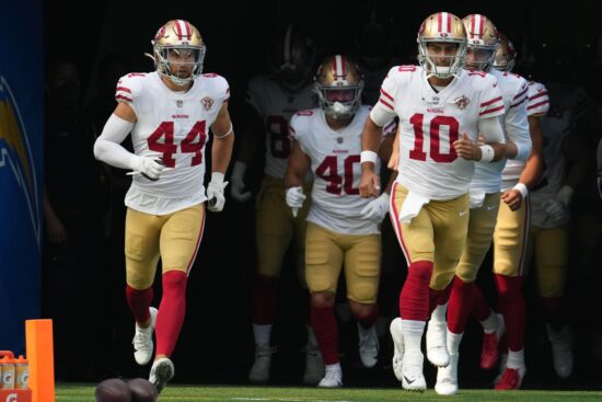 NFL Season 2021 Preview: San Francisco 49ers Vegas Odds, Prediction
