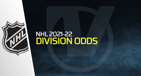 NHL Division Betting Odds, Early Picks For 2021-22