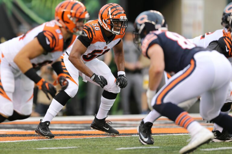 NFL: Bengals vs. Bears Prediction, Odds (Sept 19)