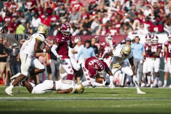 College Football Picks: North Carolina vs Georgia Tech Odds, Preview (Sep 25)