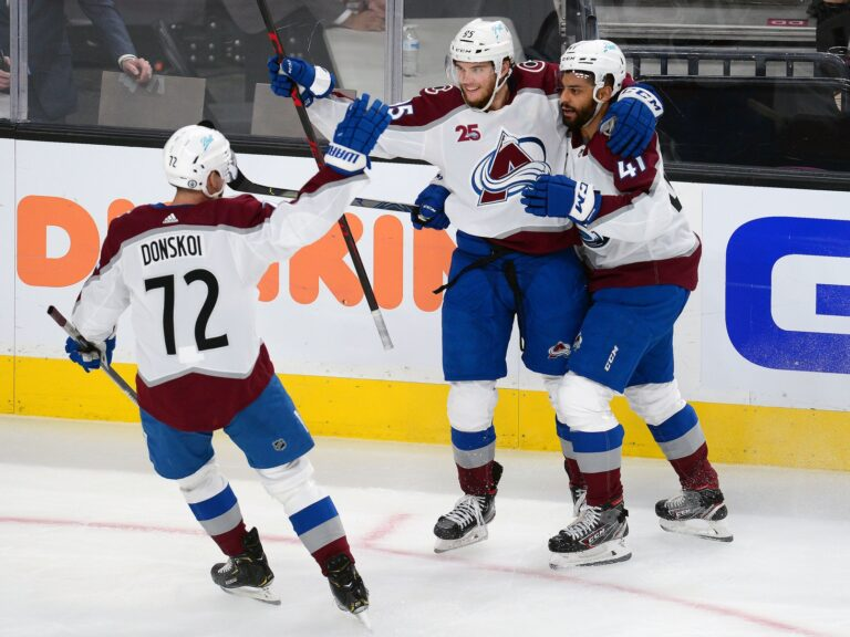 NHL Stanley Cup Odds: Colorado Avalanche Favorites To Win