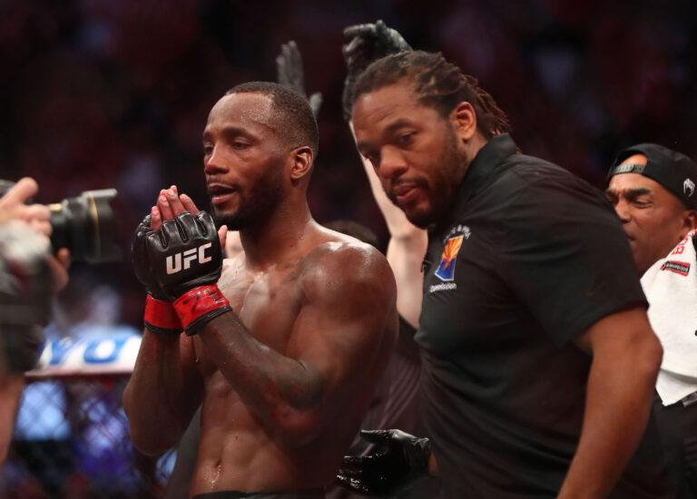 UFC: Leon Edwards Open to Jorge Masvidal Grudge Match
