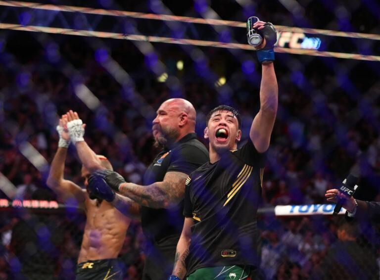 Brandon Moreno vs. Deiveson Figueiredo Trilogy Booked for UFC 269 – Lines Open in Champ's Favor