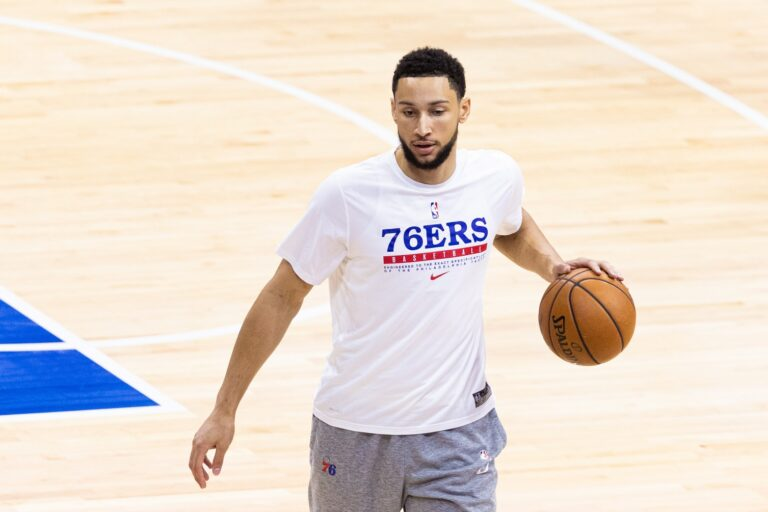 Odds For Ben Simmons' Next Team Favoring Blazers and Timberwolves