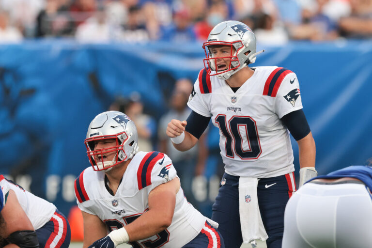 Mac Jones Confident Heading into Week 1; Patriots are Favored Over the Dolphins