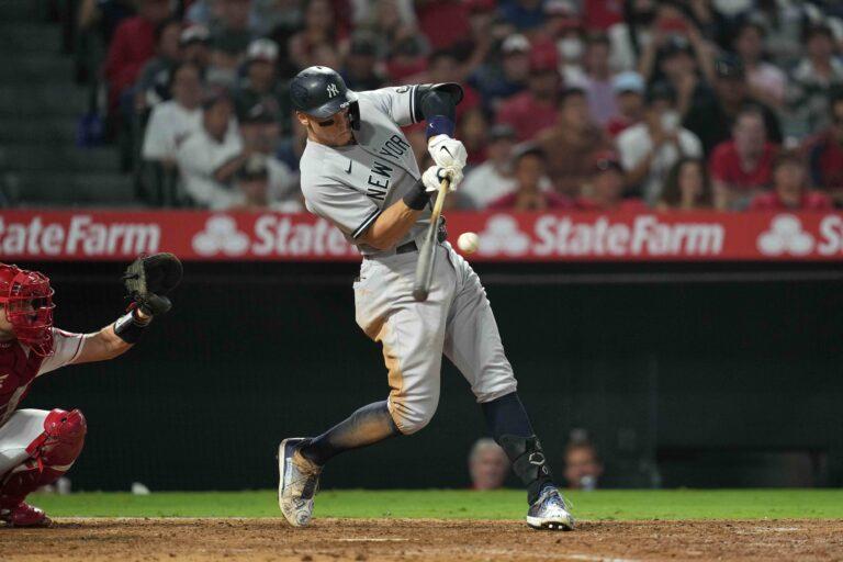 MLB Picks: Yankees vs Angels Prediction, Odds (Sept 1)