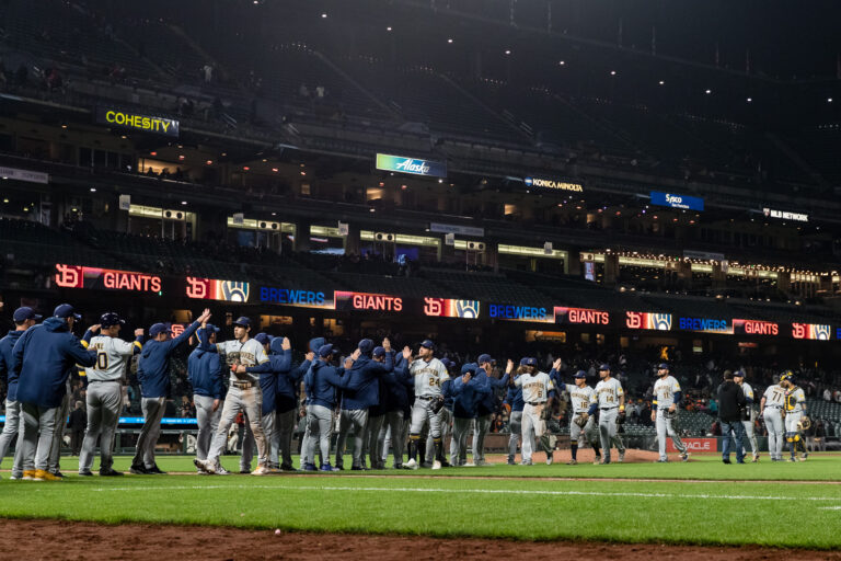 Brewers vs Giants Predictions, Odds (September 2)