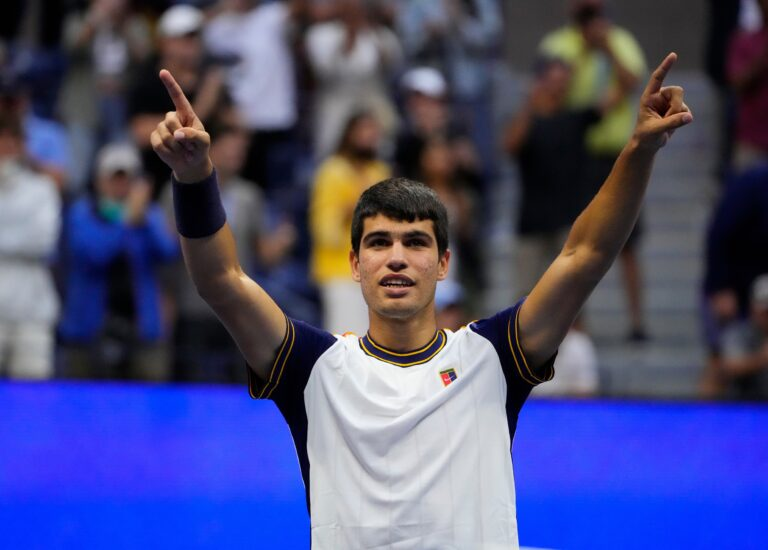 Carlos Alcaraz and Leylah Fernandez Continue Their US Open Miracle