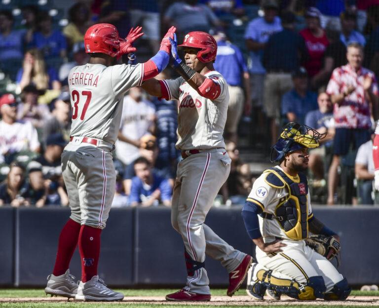 MLB Picks: Phillies vs Brewers Prediction, Odds (September 7)