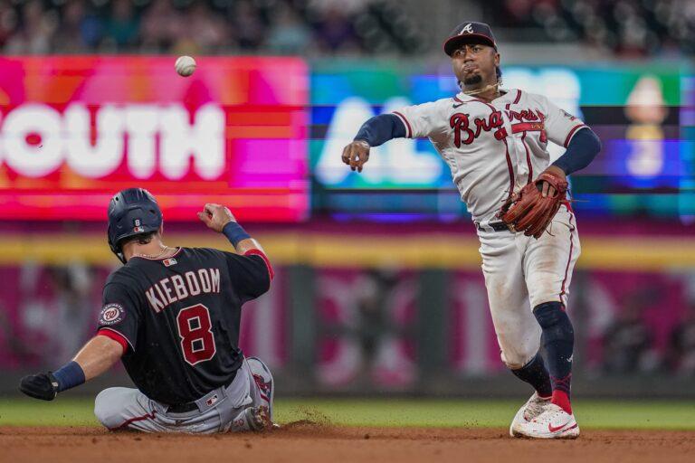 MLB Picks: Nationals vs Braves Predictions, Odds (September 9)