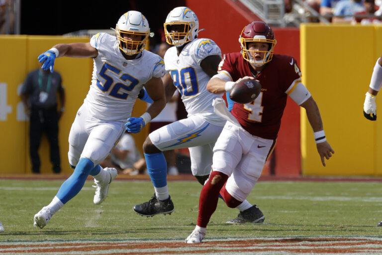 NFL: Giants vs Football Team Prediction & Vegas Odds (September 16)