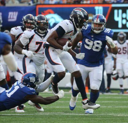 Free NFL Pick: Broncos vs Jaguars Prediction, Odds (Sept 19)