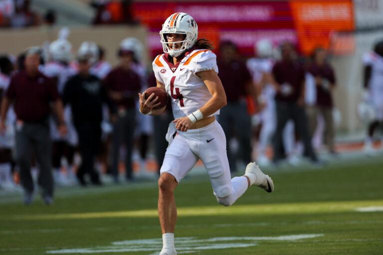 College Football Picks: Virginia Tech vs West Virginia Odds, Preview (Sept 18)