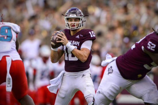 College Football Picks: Texas A&M vs Arkansas Odds, Preview (Sep 25)