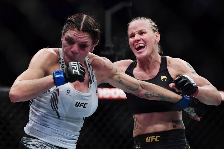 UFC: Lauren Murphy Issues Classy Statement on UFC 266 Title Defeat