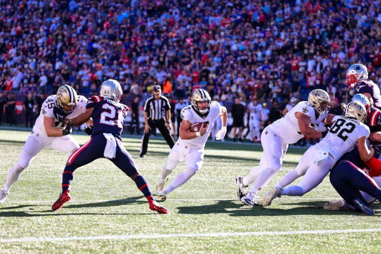NFL: Giants vs Saints Prediction, Week 4 Vegas Odds