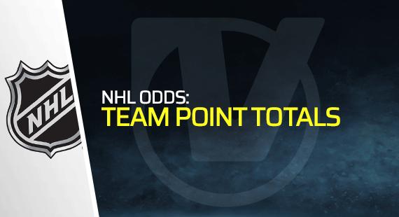 NHL Regular Season Odds: Most Team Points in NHL Season