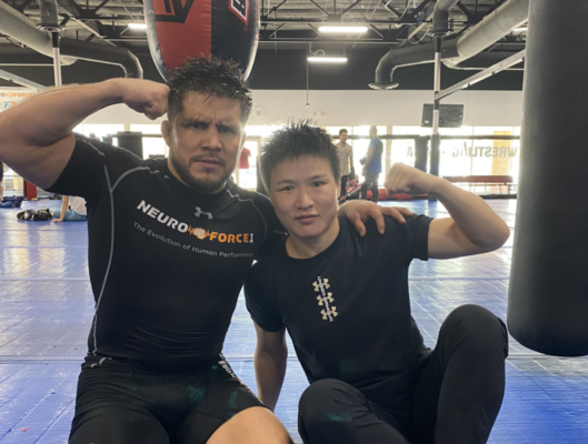 UFC: Cejudo Goes Against Oddsmakers with Zhang vs. Namajunas 2 Prediction