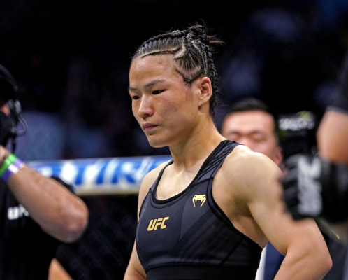 UFC: Weili Zhang Revisits Rose Namajunas' Anti-China Comments as UFC 268 Rematch Looms